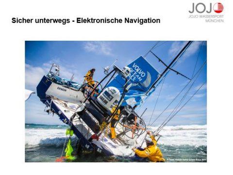 Elektronische Navigation an Bord: Radar, Plotter, AIS & Co.