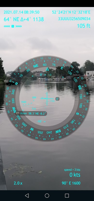 Spyglass AR Kamera
