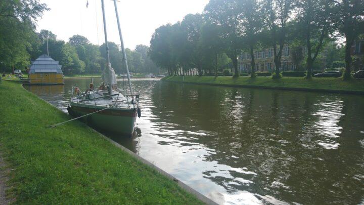 Staande Mastroute Leeuwarden