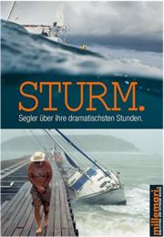 Sturm: Segler über ihre dramatischen Stunden