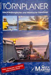 Cover Törnplaner Mecklenburgische und Märkische Gewässer Quick Maritim, 15. Auflage 2021/2022, Dagmar Rockel.