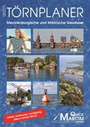 Törnplaner von Quick Maritim beschreibt gut 1700 Kilometer Wasserwege auf 84 detaillierten Wasserstreckenkarten