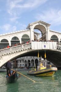 SeaHelp Einsatzboot in Venedig